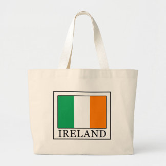 Ireland Large Tote Bag