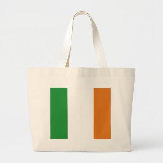 Ireland Large Tote Bag