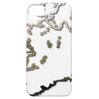 Ireland-Map iPhone 5 Covers