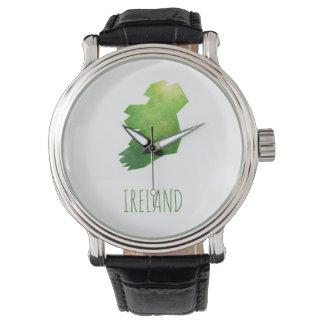 Ireland Map Watch