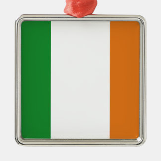 Ireland Metal Ornament