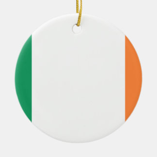Ireland National World Flag Ceramic Ornament