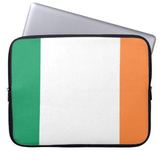 Ireland National World Flag Laptop Sleeve