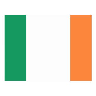 Ireland National World Flag Postcard