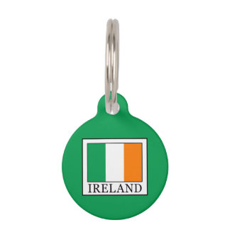 Ireland Pet ID Tag