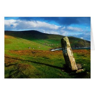 Ireland photo note card