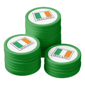 Ireland Poker Chips