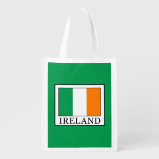 Ireland Reusable Grocery Bag