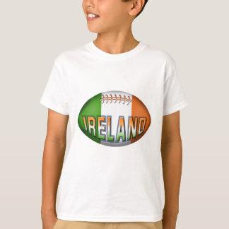 Ireland Rugby Ball T-Shirt