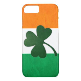 Ireland Shamrock iPhone 7 Case