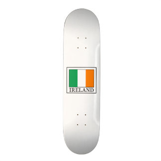 Ireland Skateboard Deck