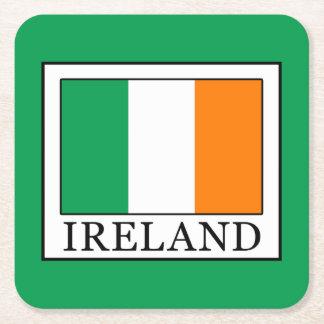 Ireland Square Paper Coaster