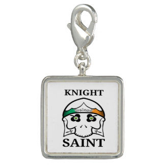 Ireland St Patrick's Day Knight Saint Photo Charms