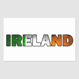 Ireland Sticker