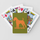 Ireland Terrier Bicycle Playing Cards