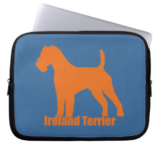 Ireland Terrier Laptop Computer Sleeves
