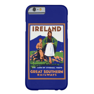 Ireland ~ The Land of Eternal Youth Barely There iPhone 6 Case