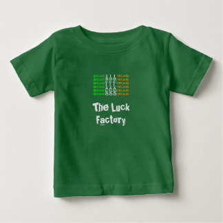 Ireland - The Luck Factory Baby T-Shirt