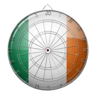 Ireland Theme Dartboard