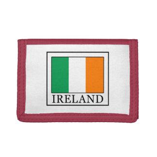 Ireland Tri-fold Wallet