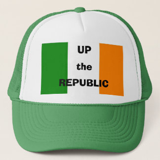 Ireland, UP, the, REPUBLIC Trucker Hat