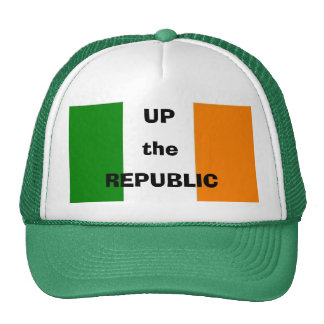 Ireland, UP, the, REPUBLIC Trucker Hat