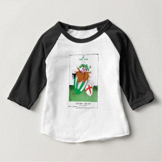ireland v england rugby balls tony fernandes baby T-Shirt