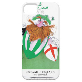 ireland v england rugby balls tony fernandes iPhone 5 case