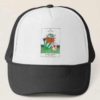 ireland v england rugby balls tony fernandes trucker hat