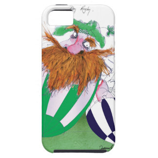 ireland v scotland rugby balls tony fernandes case for the iPhone 5