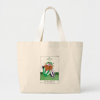 ireland v scotland rugby balls tony fernandes large tote bag
