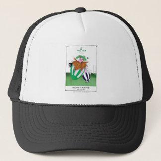 ireland v scotland rugby balls tony fernandes trucker hat