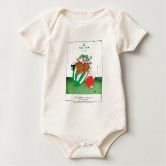 ireland v wales rugby balls tony fernandes baby bodysuit