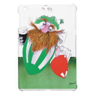 ireland v wales rugby balls tony fernandes iPad mini cases