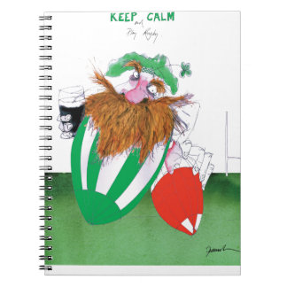 ireland v wales rugby balls tony fernandes notebook