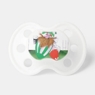 ireland v wales rugby balls tony fernandes pacifier