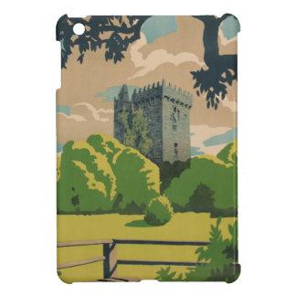 Ireland Vintage Travel Case For The iPad Mini