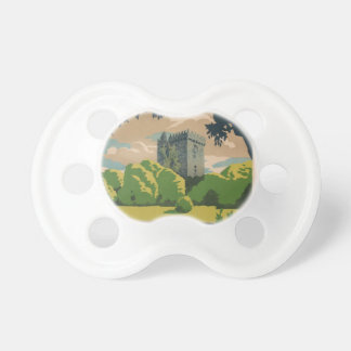Ireland Vintage Travel Pacifier