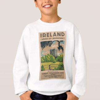 Ireland Vintage Travel Sweatshirt
