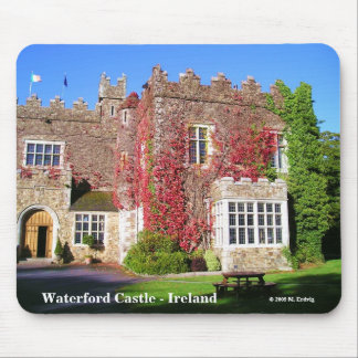 Ireland: Waterford Castle Mousepad