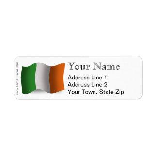 Ireland Waving Flag