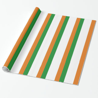 Ireland Wrapping Paper