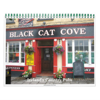Ireland's Country Pubs Wall Calendar