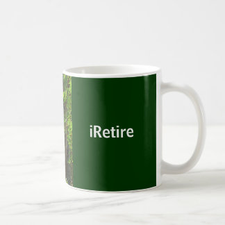 iRetire Coffee Mug Retire Retiring Retirement gift