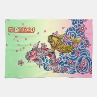Irezumikoi Kitchen Towel