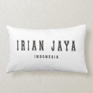 Irian Jaya Indonesia Lumbar Pillow
