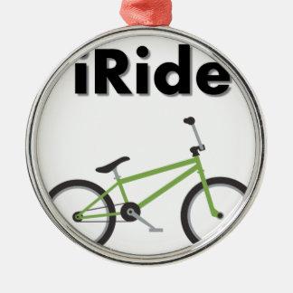 iride metal ornament