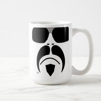 iRide Terminator Sunglasses Classic White Coffee Mug