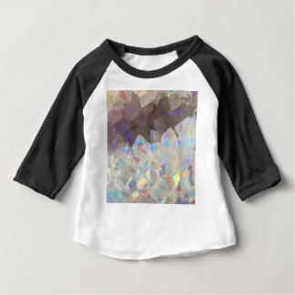 Iridescent Aura Crystals Baby T-Shirt