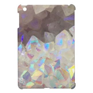 Iridescent Aura Crystals Cover For The iPad Mini